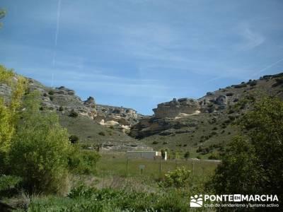 Sierra de la Pela - Barranco de Borbocid; mochilas para senderismo; rutas de senderismo por madrid
